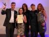 Farmandprisen Beste Årsrapport 2015 - Børsnoterte selskaper nr 1: AF Gruppen