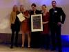 Farmandprisen Beste Årsrapport 2015 - Beste internettpublisering nr 2: Posten Norge