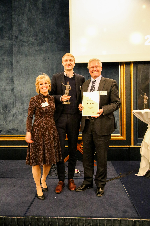 Årsrapport Offentlige virksomheter - 1. plass Norfund