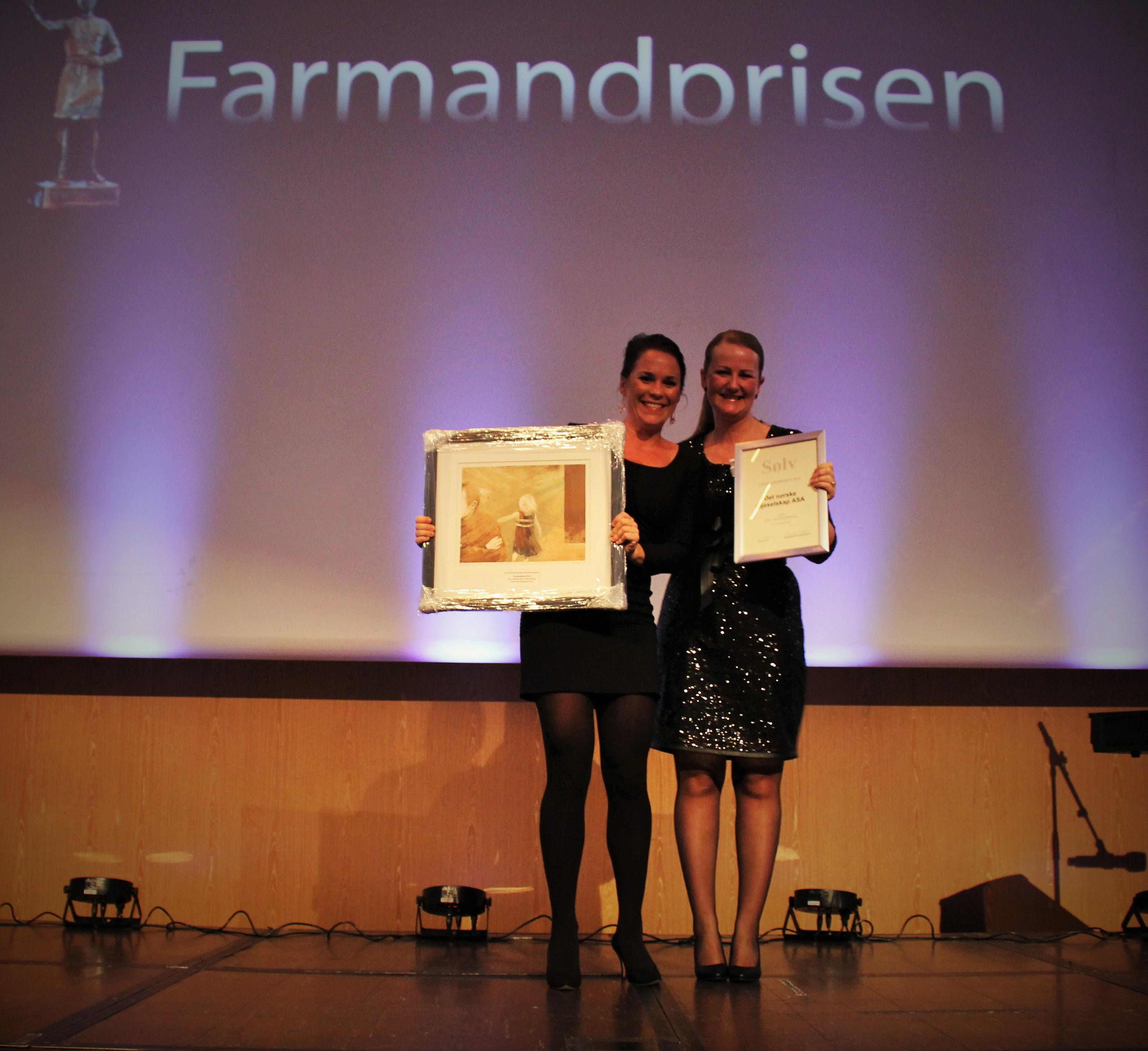 Farmandprisen Beste Årsrapport 2014 - Beste internettpublisering nr 2: Det norske oljeselskap ASA
