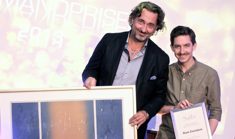 Farmandprisen Beste nettted 2013 - Ikke børsnoterte selskaper nr 2: Rom Eiendom